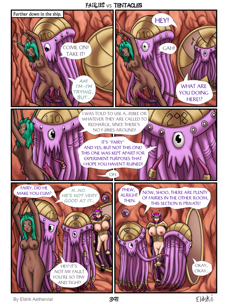 tentacle monster fail