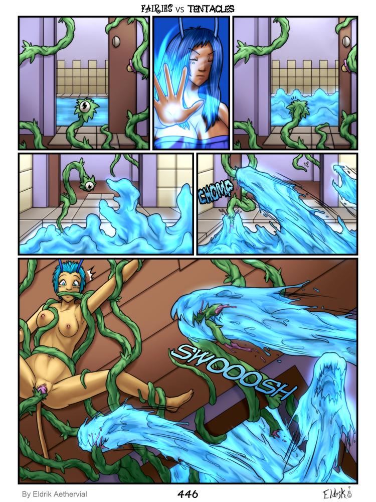 literal water dragons